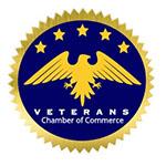 Veterans Chamber of Commerce logo